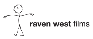 raven west films logo