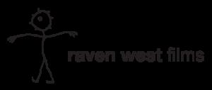raven west films logo
