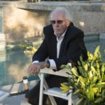 The Lears on set Raven West Films Bruce Dearn